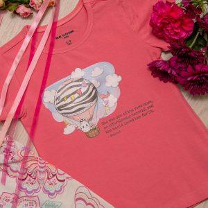 Zebra T-Shirt for Girls